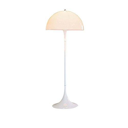 Stehlampe NAN Moderne Minimalistische Nordic Kreative Stehleuchte Eisen Lampe Körper Acryl Schatten Pan Sela Wohnzimmer Schlafzimmer 34,5 * 130 cm (Acryl-pan)