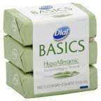 Basics Soap Bars Hypo Allergenic