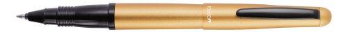 Tombow BW-TC-GO Tintenroller Object Aluminium inklusive Geschenkverpackung, goldorange-matt