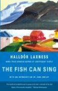 [The Fish Can Sing] (By: Halldór Laxness) [published: February, 2008]