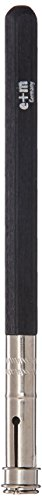 E+M Germany Peanpole Wood Pencil Extender, Black (FSC 1155-20) by EM - Cell Extender