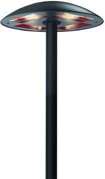 Solamagic Radiateur infrarouge etherma sm-g386SD 8000de Na Sund Owner, 4x 2000W, à chauffage 4026911024115