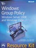 Windows Group Policy Resource Kit: Windows Server 2008 and Windows Vista [With CDROM] (Resource Kit) - IPS Melber, Derek ( Author ) Mar-15-2008 Paperback -
