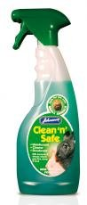 johnsons-clean-n-safe-spray-for-small-animals-500ml-700g-bulk-deal-of-6x