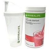 Herbalife Formula 1 Gesunde Mahlzeit Erdbeere 550 g mit Shaker