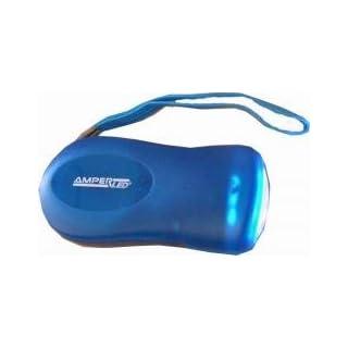Taschenlampe LED-Dynamoleuchte, blau