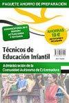 PAQUETE AHORRO Técnicos en Educación Infantil. Personal laboral (Grupo III) de la...
