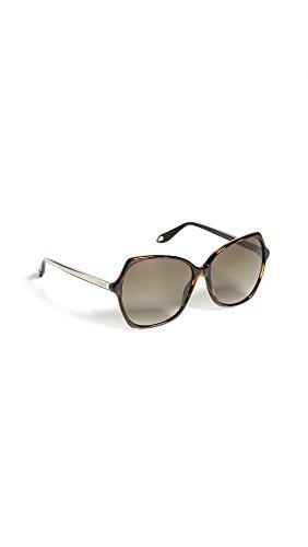 Givenchy. occhiali da sole donna gv 7094/s (havana scuro)