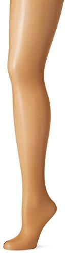 Nur Die Damen Glanz Fein Strumpfhose 715949, Braun (bronze 213), 44/48 (Herstellergröße: L) -