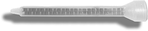 Zwangsmischspitze 08-18 MA 200 | Araldite | Huntsman | Statikmischer Mischdüsen | Klebstoff Kleber Klebstoffkartusche | Epoxid Kleber Epoxidharz Epoxidkleber Epoxidklebstoff