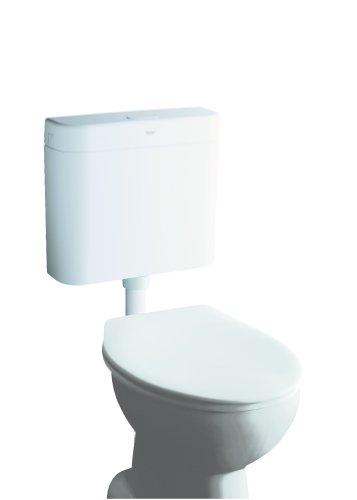 38372SH0 Externer Spülkasten für WC, Weiß