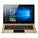 Rishil World ONDA OBook 11 Pro, 11.6 Inch, 4GB+64GB, Windows 10 Home OS, Intel Core M3-7Y30 Up To 2.6GHz, Support 256GB Micro SD/TF Card, WiFi, BT, Ethernet, 4K Video Playback (US Plug)(Gold)
