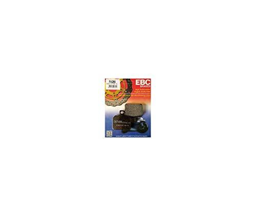 Ducati 620-696-74984899910981198-ss Sport ST2ST3st4-multistrada Pastiglie freni Arr ebc-fa266