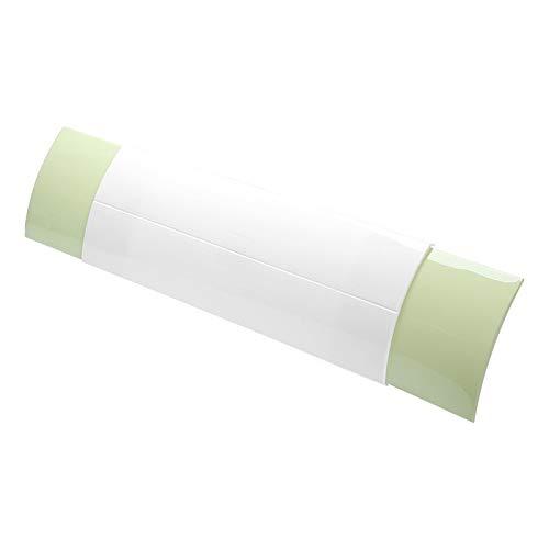 Wnuanjun, Coperchio del condizionatore d'Aria Regolabile Parabrezza Aria Condizionata Scudo deflettore Multihole Anti-Direct Wind Guida al Vento (Color : 74x15.5cm b)