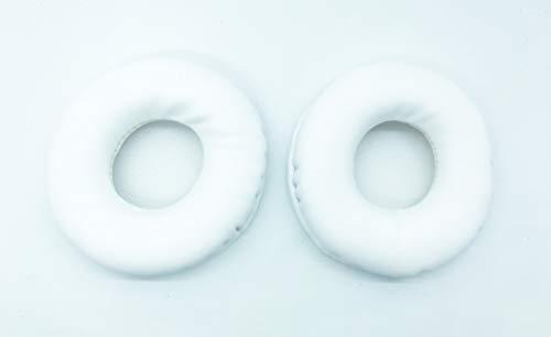 Coussinets d'oreiller de coussin rond de remplacement pour oreillette Audio-technica ATH SJ3 SJ33 SJ5 SJ55 ES7 ESW9 ESW10 JVC HA S500