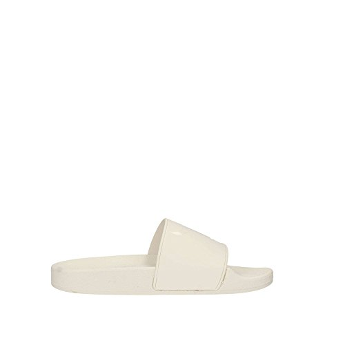 Windsor smith Inka, Sandales Bout Ouvert Femme Blanc