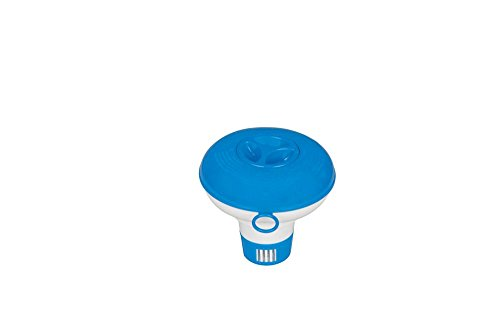 Intex schwimmender Chlor Dosierer für Pool für Mini Tabs bis Ø2,5cm 20 Gramm Tabletten