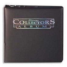 Amigo Spiel + Freizeit Ultra Pro Collector's Card Album Black (schwarz) (Album Pro Ultra)