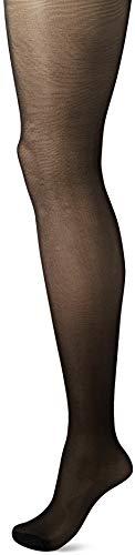 Ulla Popken Große Größen Damen Strumpfhose, Bodyforming, 20 DEN, (Schwarz 10), X-Large (Herstellergröße: 48+)