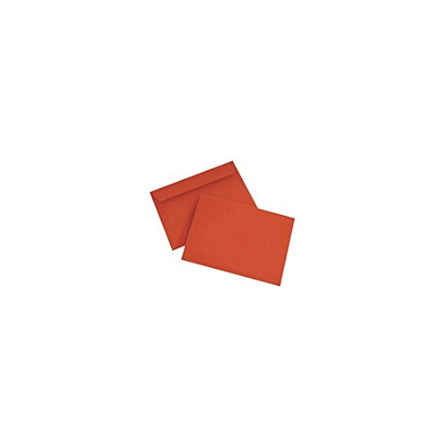 Blake Peel and Seal C6 120gsm Wallet Envelope - Pillar Box Red (Pack of 250)