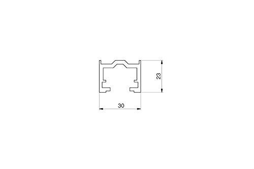 aluminio-stellschiene-cns-look-sin-perforar