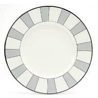 Noritake Aegean Mist Accent Luncheon Plate