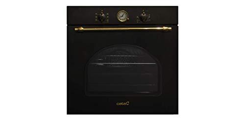 CATA | Horno Multifunción 8 Funciones | Horno Modelo MRA 7108 BK | Capacidad Interior de 60 litros...