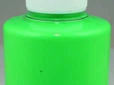 Peinture CREATEX Aérographe Colors Fluorescent 5404 Green