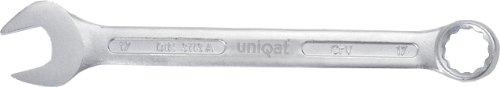 H&G 771650 Ring-Gabelschlüssel, silber -