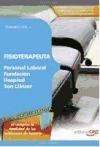 Fisioterapeuta Personal Laboral Fundación Hospital Son Llàtzer. Temario Vol. I. (Colección 1522) por VV.AA.