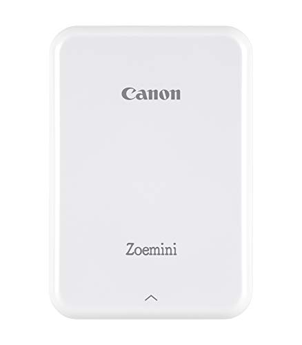 Canon Zoemini Photo Printer - White Best Price and Cheapest