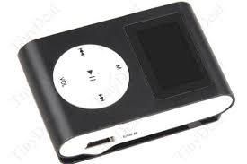 MINI LECTEUR MP3 ECRAN LCD