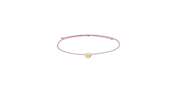 SO COSI Armband Smile for me BGLP-005 IP gelbgold