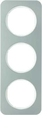 Hager 10132114 interruptor de luz Acero inoxidable - Interruptores de luz (Acero...