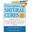 Prescription for Natural Cures by James F. Balch, M.D. and Mark Stengler, N.D. (2004) Hardcover