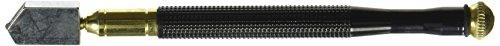 Schwarz Nonslip Griff 5–12mm REIHE Oil Feed Roller Glasschneider (Slip-roller)