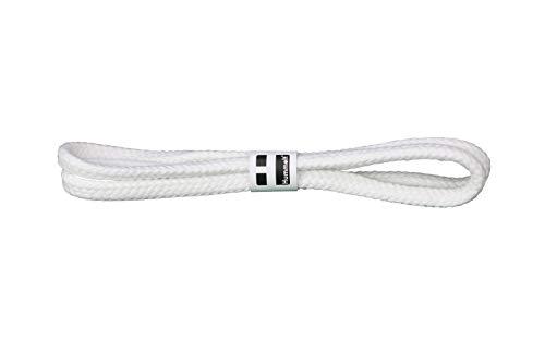 Hummelt® SilverLine-Rope Baumwollseil Baumwollkordel (H) 10mm 7,5m weiß