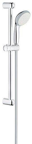 GROHE Vitalio Go 100 | Brause-und Duschsysteme - Brausestangenset | 1 Strahlart, chrom | 26196000