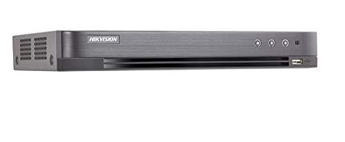 Hikvision Digital Technology DS-7208HUHI-K1 Digitaler Videorekorder (DVR) Schwarz - Digitale Videorekorder (DVR) (Schwarz, H.264,H.264+,H.265,H.265+, NTSC,PAL, 1.0 Kanäle, 12 V, 8 Kanäle) Digitale Pal-dvr