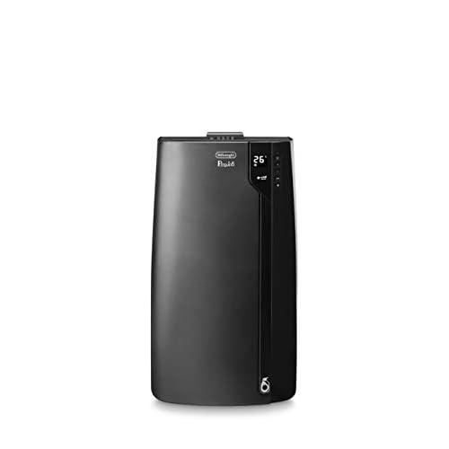 21qVdkWzivL. SS500  - De'Longhi PACEX120 Silent Pinguino Air Conditioning Unit, Black