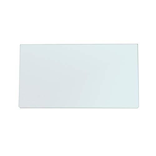 Glasplatte für Gemüsefach Kühlschrank 472 x 265 x 5 mm Whirlpool 481946678402