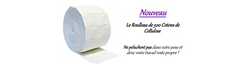 sonailsofrench-100 Baumwolle Pads für French Manicure