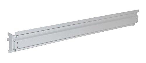 Treston 859157-49 Aufhängeleiste, Geeignet für Modul M1200, 50 kg Tragfähigkeit, 1167 mm Breite x 100 mm Länge