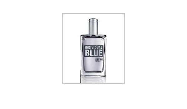Avon Individual Blue Casual Eau De Toilette For Him 100 Ml Amazon