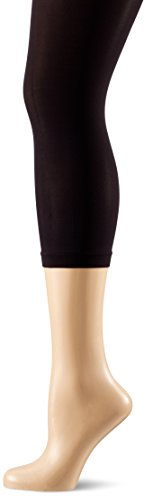 KUNERT Damen 3/4 Leggings Velvet, 40 Den, Schwarz (Black 0500), 38/40