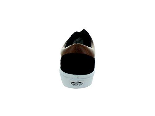 Vans Old Skool, Sneaker Unisex – Adulto (snake) black/brown
