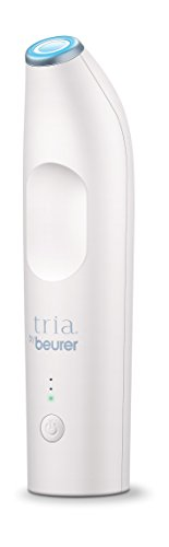 Tria by Beurer LAS 50 PRECISION Haarentfernungslaser weiß; effektivste Technologie zur dauerhaften...