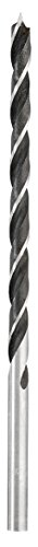 kwb Holzspiralbohrer extra lang Ø 12,0 mm 512812 (CV-Stahl, Länge 400 mm, 2 Vorschneider)