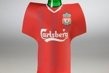 Liverpool Home Kit Bottle Top Cooler from Liverpool