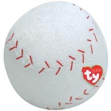TY Pluffies - BASEBALL by Ty Pluffies